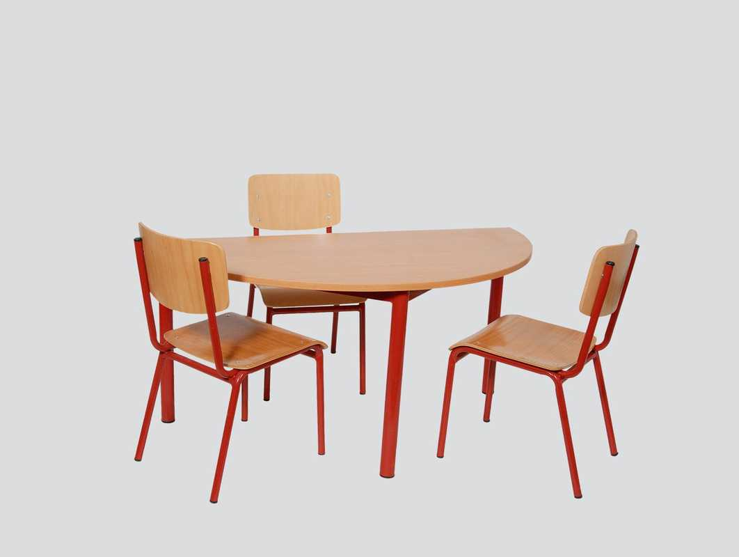 Kindergarten Chairs And Tables School Furniture