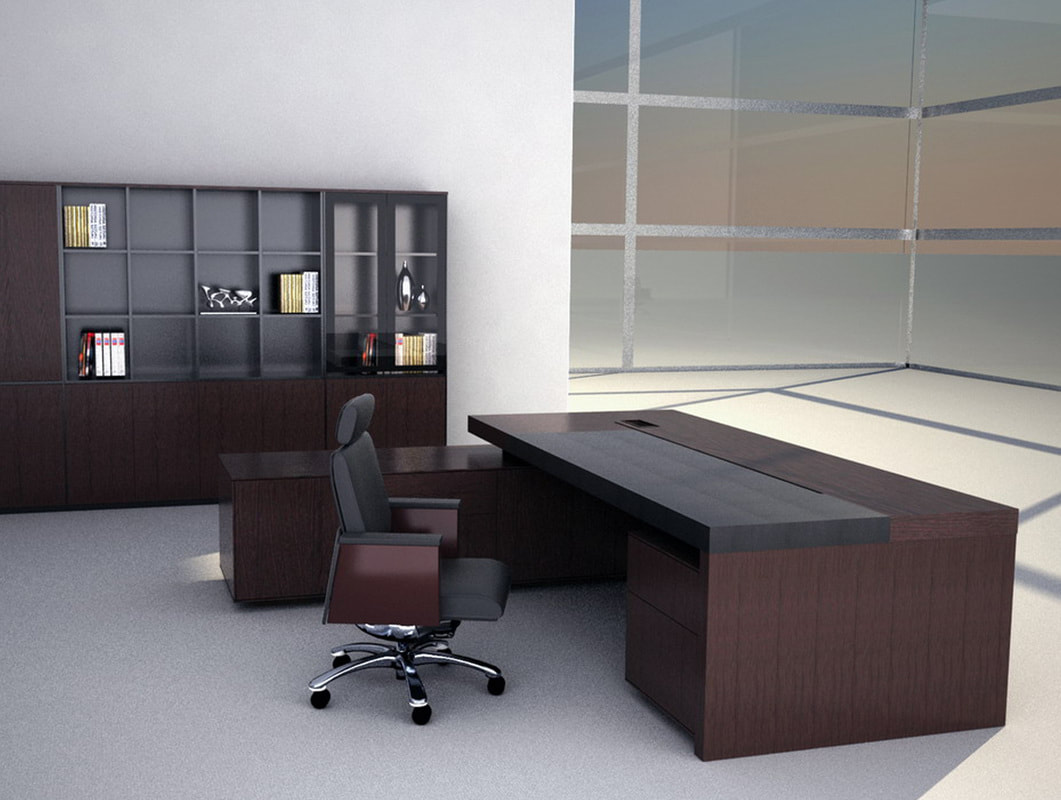 Office Furniture: Executive Desks Dubai & Lebanon
