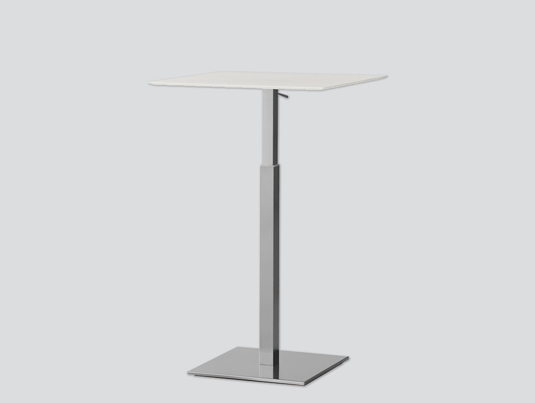 Italian multipurpose foldable table