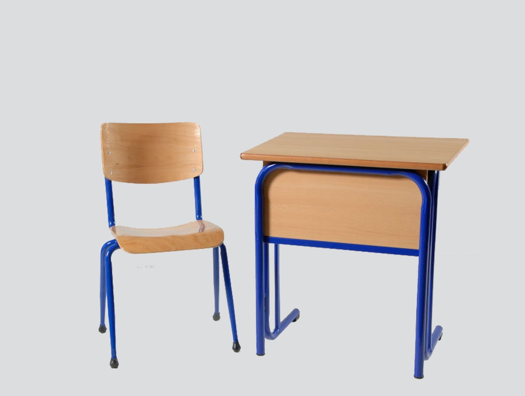 strong student chair and table for school
