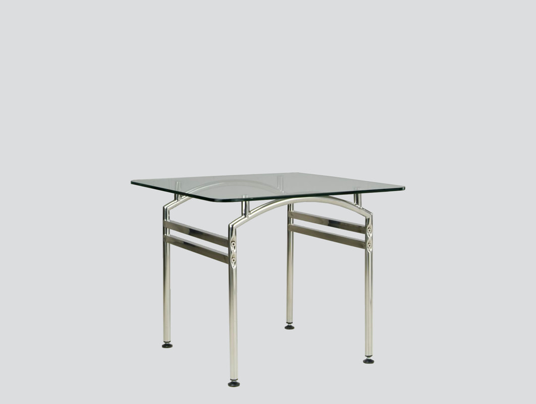 Italian nest and fold table