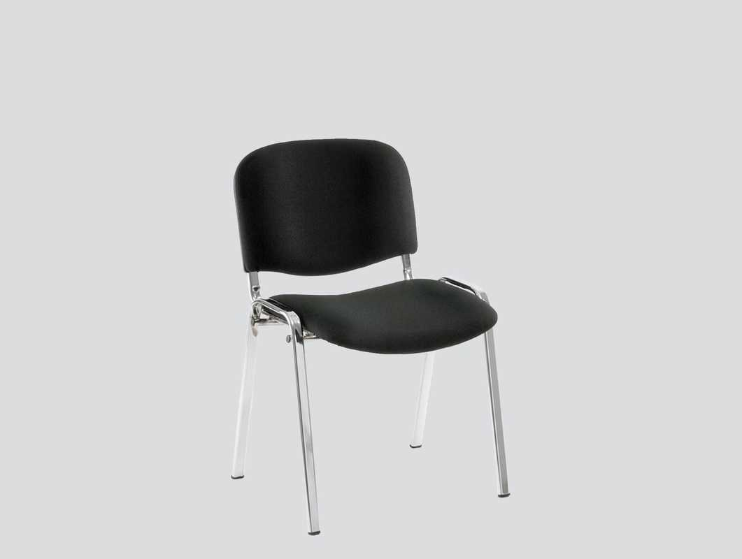 strong iso chair upholstered without arms