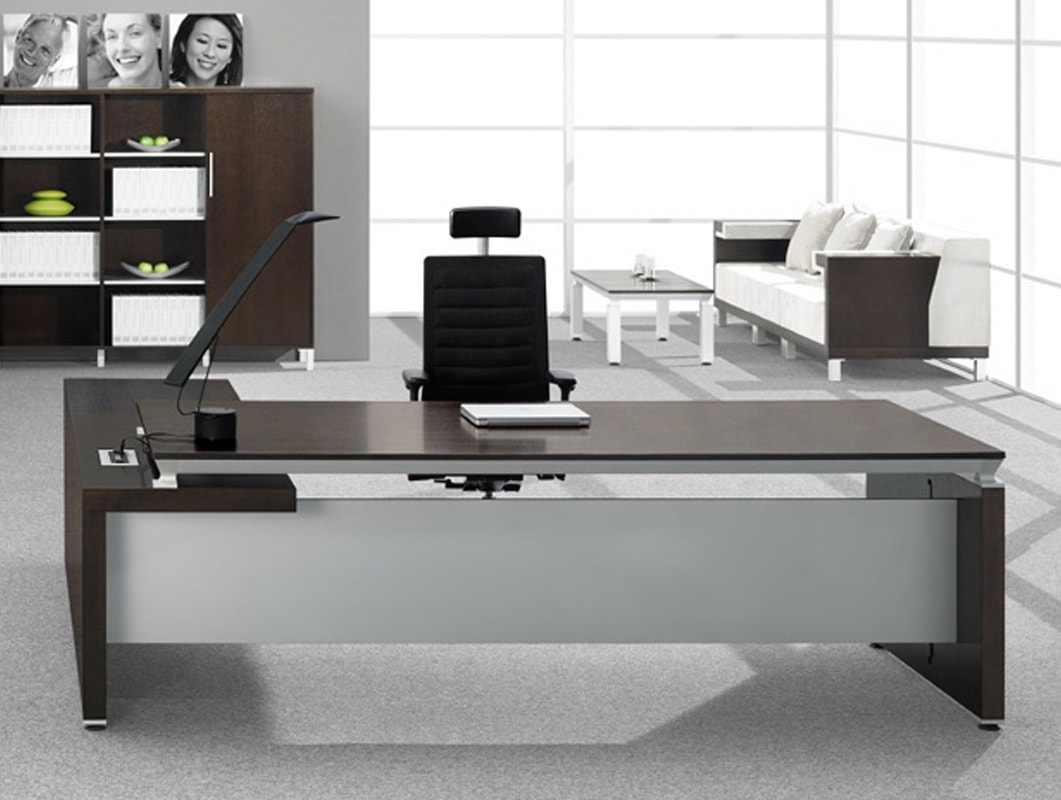 ceo veneer wenge color desk