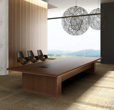 rectangular meeting table for manager in Beirut
